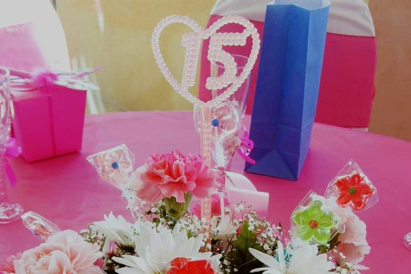 Quinceanera Venue Event Center San Antonio