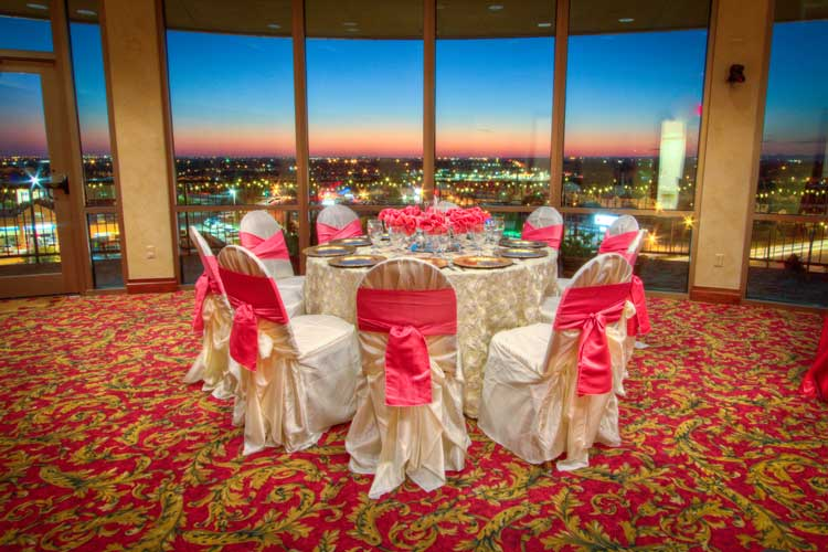 Boardroom San Antonio Wedding Venue