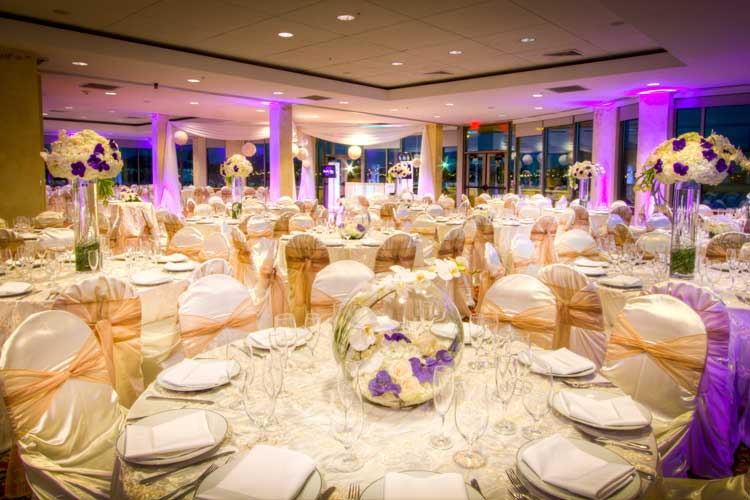 Grand Ballroom Wedding Venue