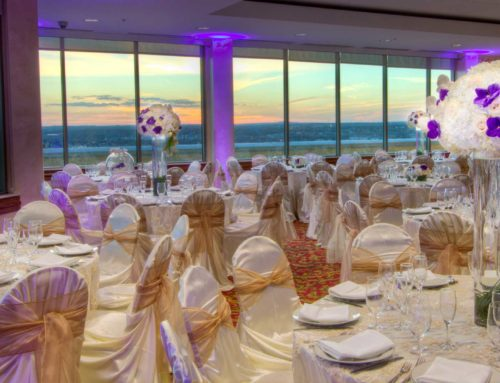 Lighting up Your Reception