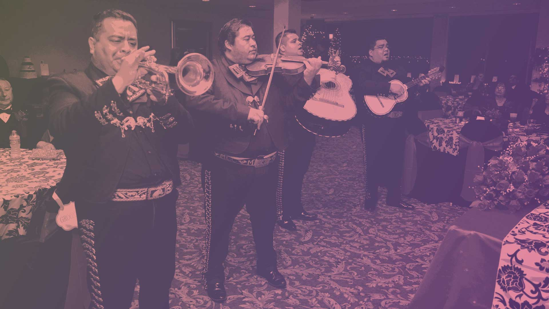 San Antonio Party Venue Mariachis