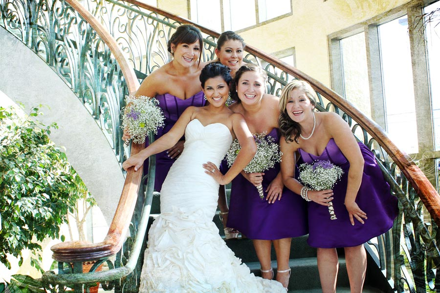 San Antonio Weddings Venue Grand Staircase