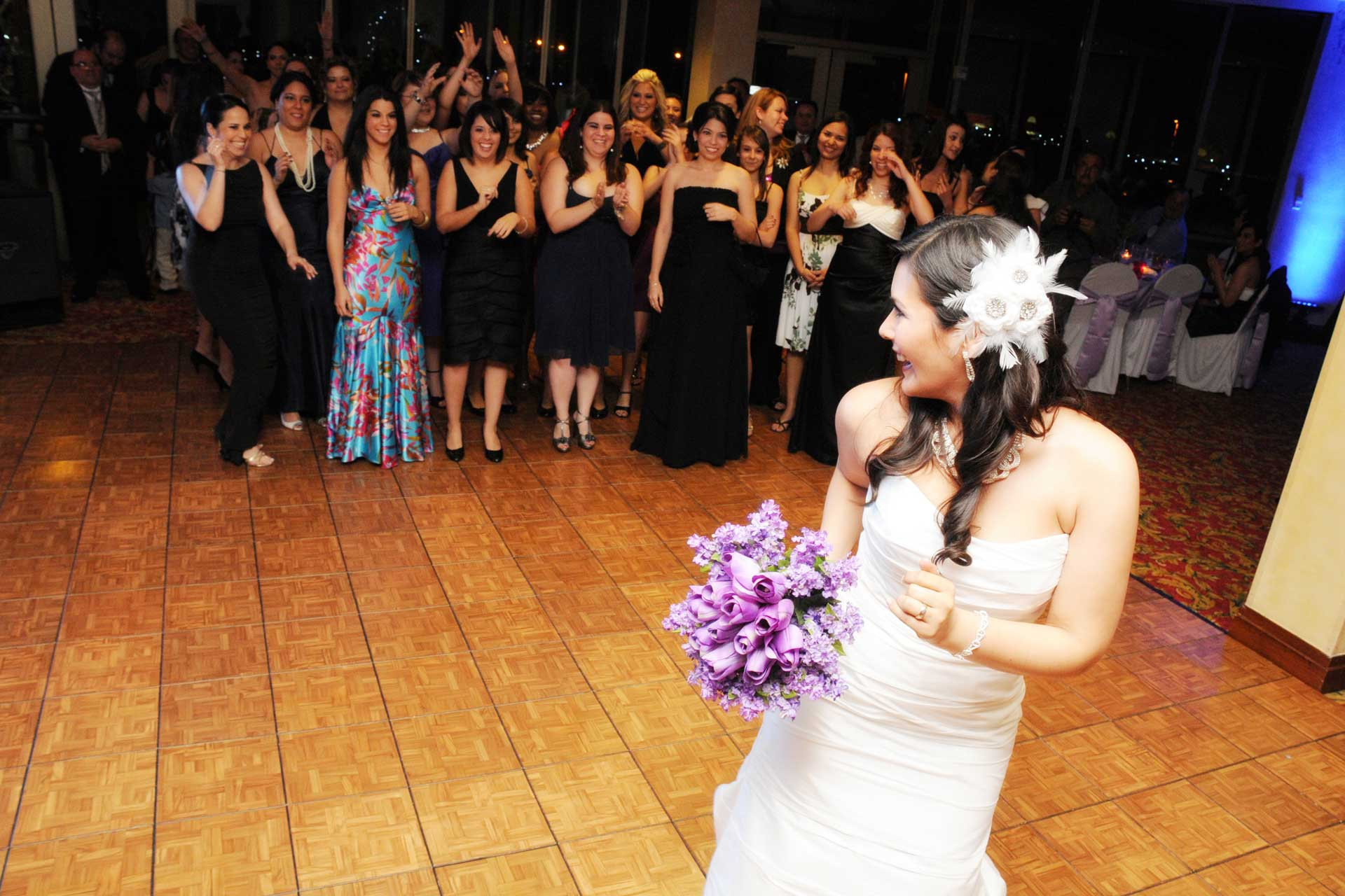 Wedding Event Venue San Antonio Flower Toss